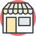 marketplace, retail store, shop, shopping store, store icon