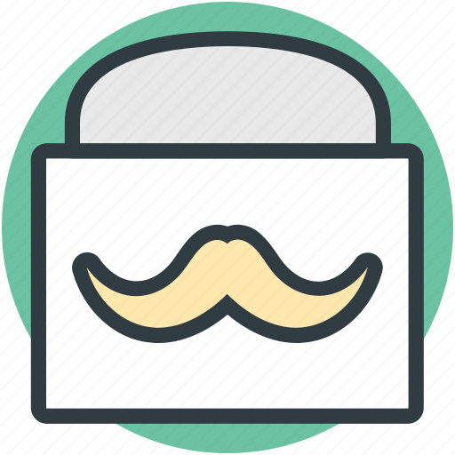 hair salon, handlebar moustache, moustache, moustache product, mustache cream icon