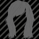 girls haircut, hair salon, sample hairstyle, stylish haircut, women fashion icon