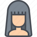 avatar, beauty, fringe, hair, hairstyle, salon