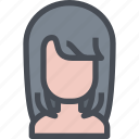 avatar, beauty, hair, hairstyle, long, salon