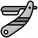 razor, barber, shave, blade, grooming, accesory, shaving