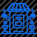 bag, bank, safe, shop, shoping, store, transaction icon
