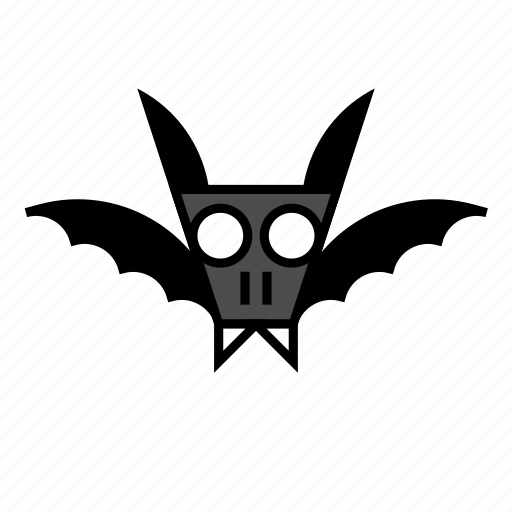 bat, blood, halloween, monster, nightmare, scary, spooky icon