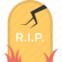 grave headstone, gravestone, halloween terror, halloween tombstone, tombstone icon