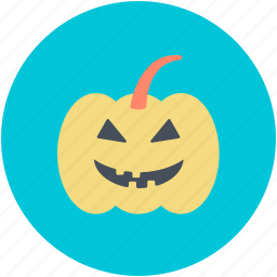 dreadful, fearful, halloween pumpkin, horrible, scary icon