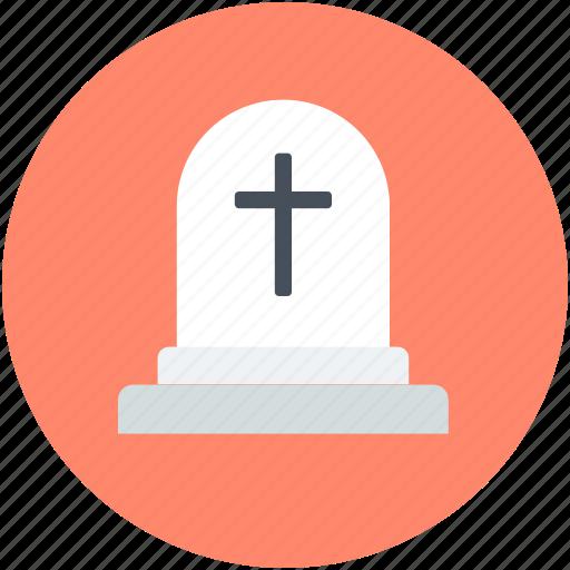 gravestone, halloween tombstone, headstone, scary, tombstone icon