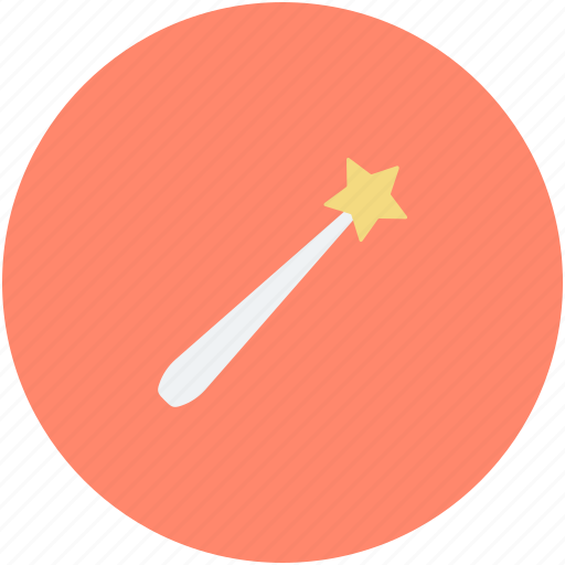 halloween magic stick, halloween wand, magic stick, magic wand, magician wand icon