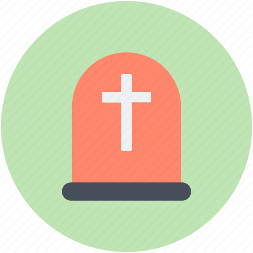 Gravestone, halloween tombstone, headstone, scary, tombstone icon - Download on Iconfinder