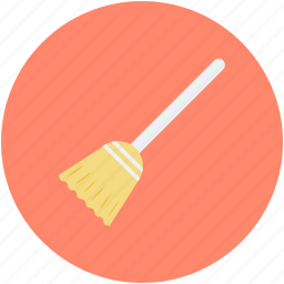 broom, halloween brush, halloween witch broom, witch broom, witch broomstick icon