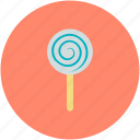 confectionery, lollipop, lolly, sweet snack, swirl lollipop