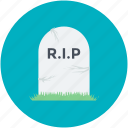dreadful, halloween gravestone, halloween tombstone, headstone, tombstone