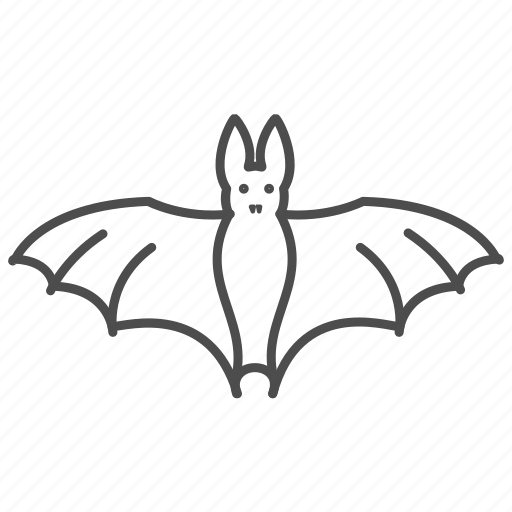 animal, bat, dark, evil, halloween, horror, vampire icon