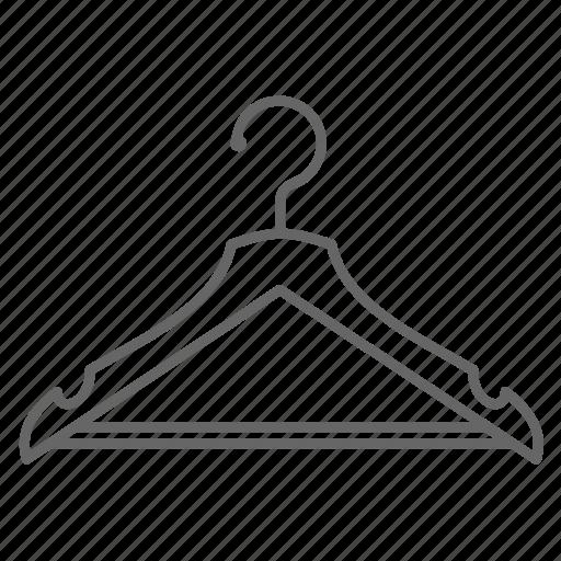 cloth, clothing, fashion, hang, hanger icon