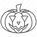 evil, halloween, horror, jack, pumpkin, scary, spooky icon