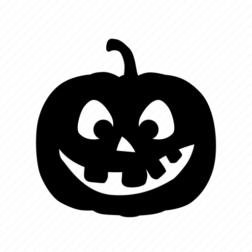 face, halloween, pumpkin, scary icon