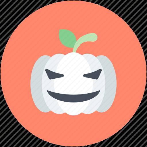 dreadful, fearful, halloween pumpkin, horrible, scary icon