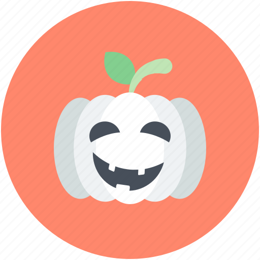 Dreadful, fearful, halloween pumpkin, horrible, scary icon - Download on Iconfinder