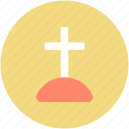 graveyard cross, halloween cross, halloween graveyard cross, holy cross, tomb cross icon
