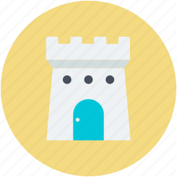castle, halloween castle, halloween mansion, horror castle, tower icon