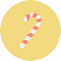 candycane, christmas, dessert, sweet, swirl candy icon