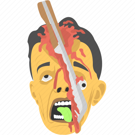 dreadful face, halloween accessory, halloween mask, scary mask, spooky face icon