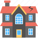 halloween horror castle, halloween mansion, halloween party, haunted house icon
