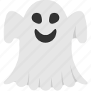 evil spirit, ghost, halloween accessory, halloween character, spooky ghost icon