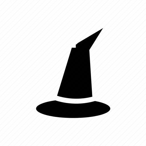 halloween, hat, witch icon icon