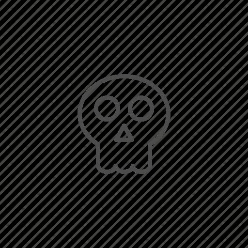 halloween, hallowen, line, outline icon
