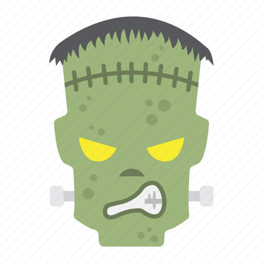 frankenstein, halloween, holiday, horror, monster, scary, spooky icon