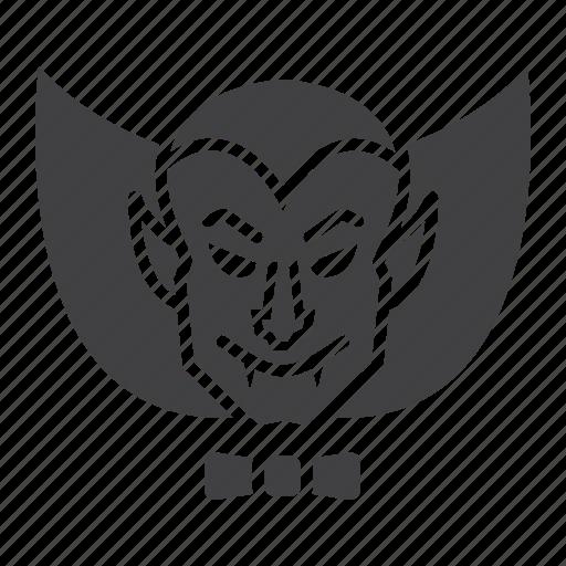 dracula, evil, haloween, holiday, horror, scary, vampire icon