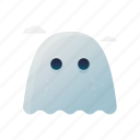 ghost, halloween, scary, spirit, spooky icon