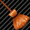 broom, broom stick, fly, flying broom, halloween, halloween brush, stick, witch, witch broomstick, witch's broom icon