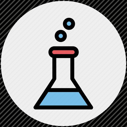 acid, blood analysis, chemical, halloween, liquid, potion, test tube icon