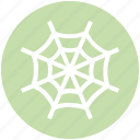 dreadful, fearful, ghastly web, halloween web, horrible, scary, spider web