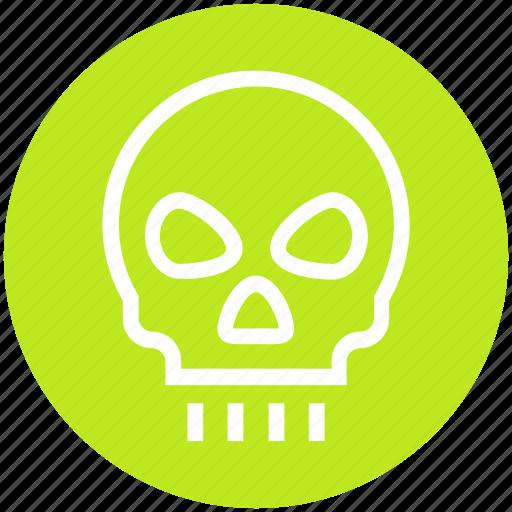 cranium, halloween cranium, halloween head, halloween skull, skull icon