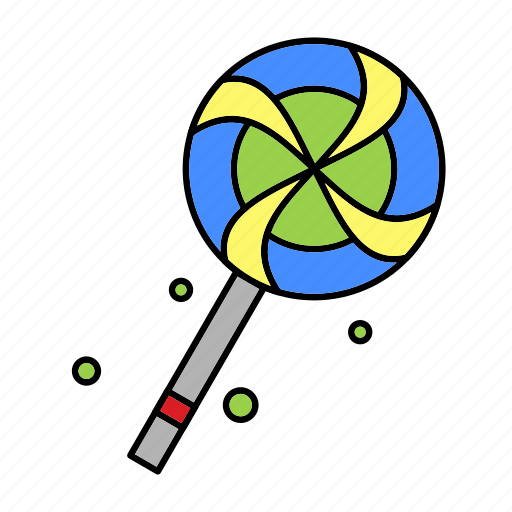 candy, confect, halloween, lollipop, sweet icon