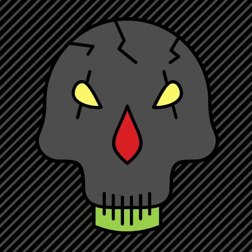 evil, halloween, jason, killer, mask, monster icon