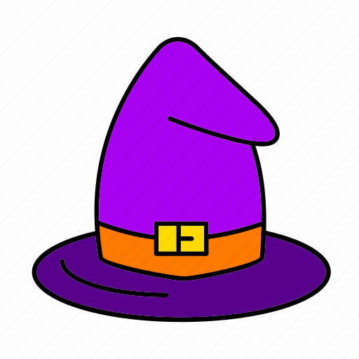 Fairy, halloween, hat, magic, tale, witch, wizard icon - Download on Iconfinder