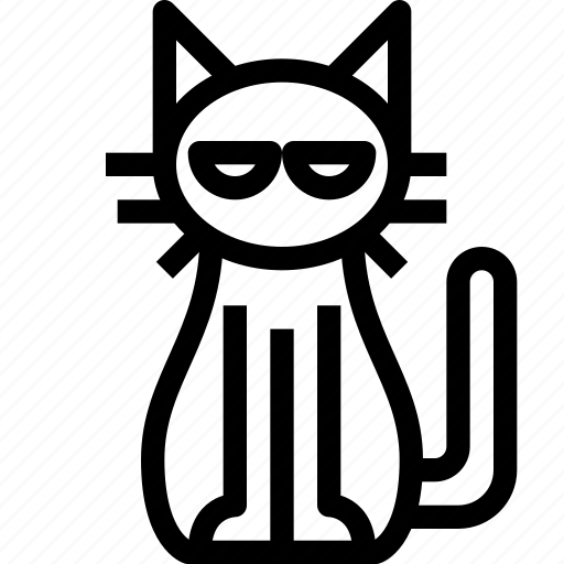 Animal, cat, halloween, kitty icon - Download on Iconfinder