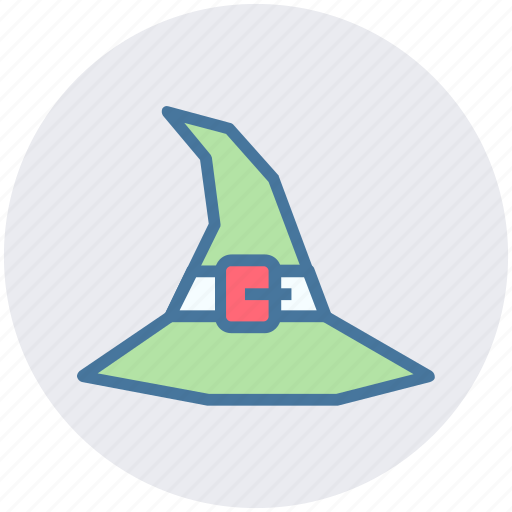 Halloween hat, halloween witch cap, halloween witch hat, witch hat icon - Download on Iconfinder