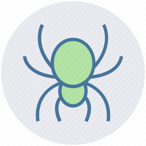 Dreadful, fearful, halloween spider, horrible, scary icon - Download on Iconfinder