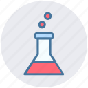 acid, blood analysis, chemical, halloween, liquid, potion, test tube icon