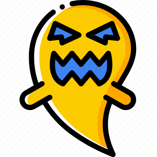 Creepy, dead, evil, ghost, scary, spooky icon - Download on Iconfinder