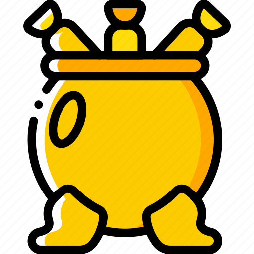 Cauldron, curse, evil, potion, spell icon - Download on Iconfinder