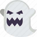 creepy, ghost, halloween, scary, spooky icon