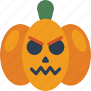 creepy, halloween, jack'o'lantern, pumpkin, scary, spooky