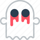 creepy, dead, ghost, scary, spirit, spooky icon