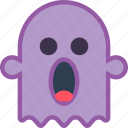 boo, creepy, ghost, halloween, scary, spooky icon